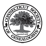 Connecticut Society of Genealogists Logo